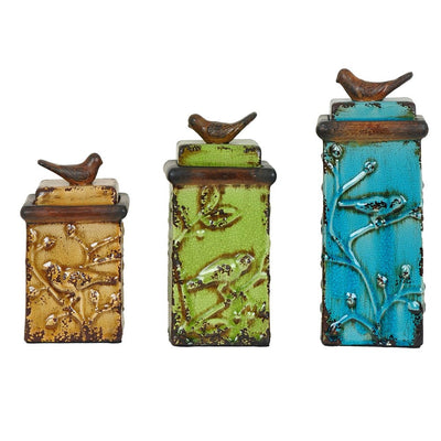 Song Bird Boxes set of 3 - Bello Lane