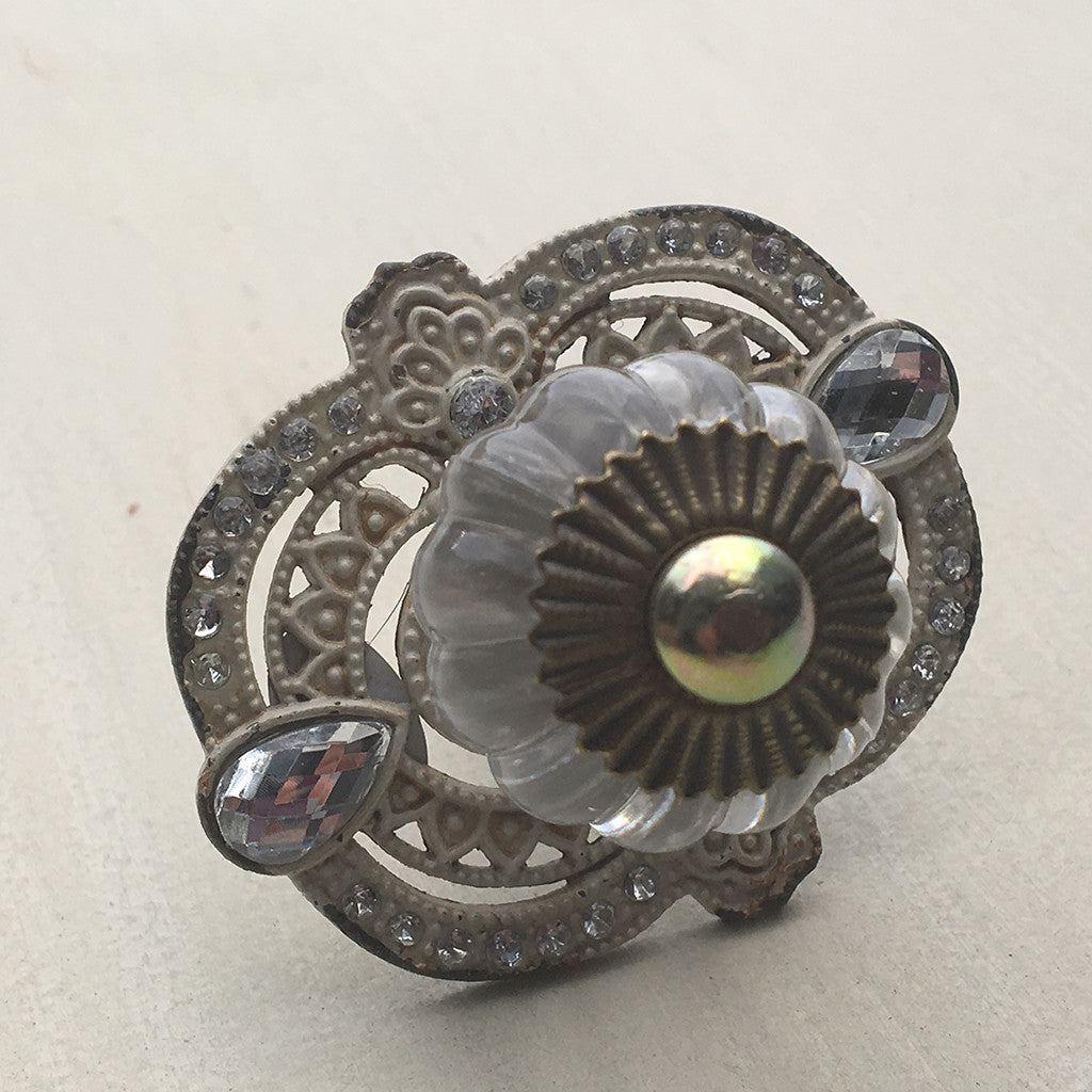Vintage Sparkle Drawer Pull - Bello Lane