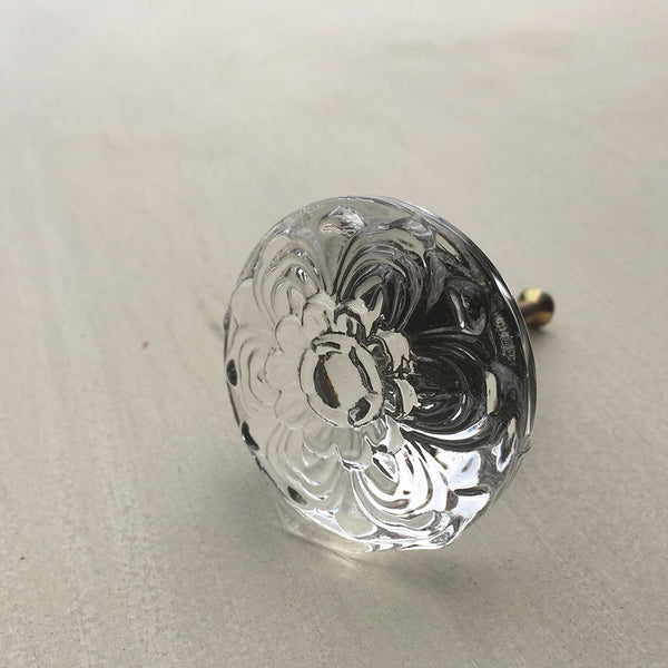 Crystal Drawer Pull