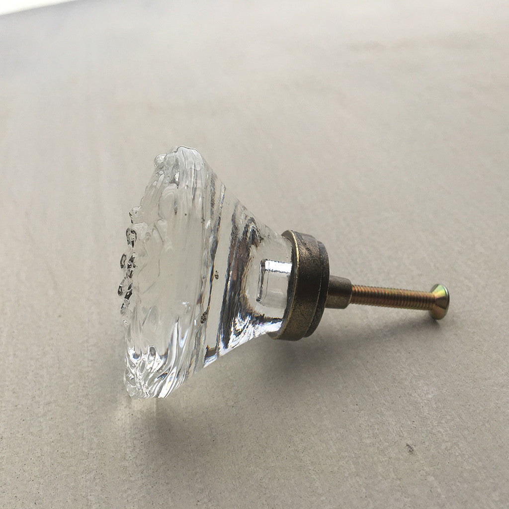 Crystal Drawer Pull - Bello Lane