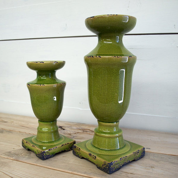 Dover Candle Holders set of 2 - Bello Lane