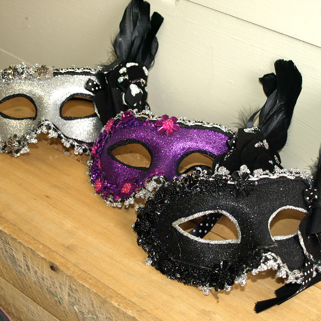 Masquerade Mask - Bello Lane