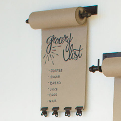 Butcher Paper Note Hanging Roll