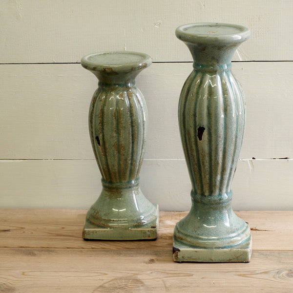 Rochester Candle Holders set of 2 - Bello Lane