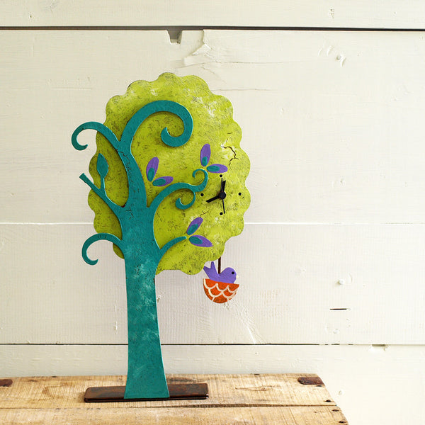 Whimsical Table Clock - Bello Lane