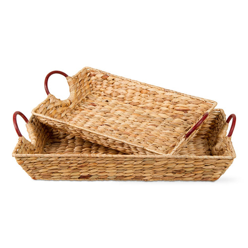 Wicker Tray - Bello Lane