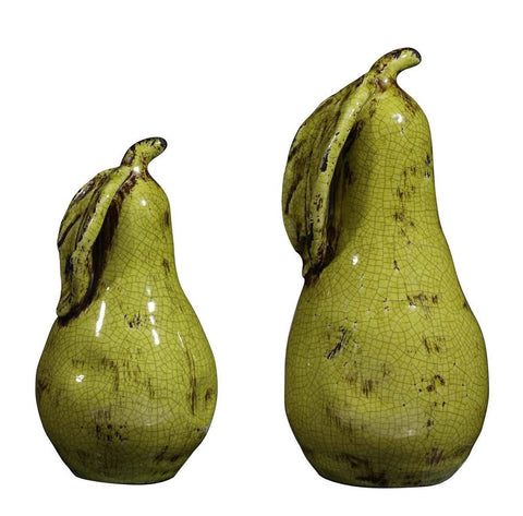 Harrow Pear Statues - Bello Lane
