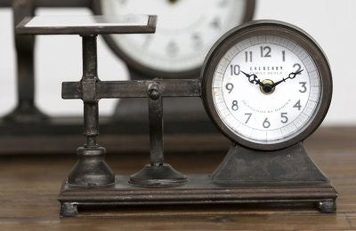 Hardware Scale Clock