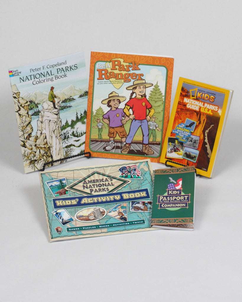 National Park Activity Kit for Kids