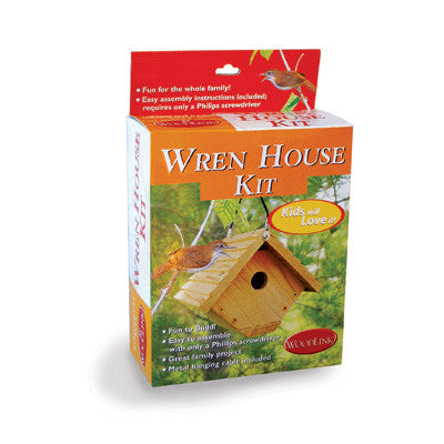 Wren House Kit