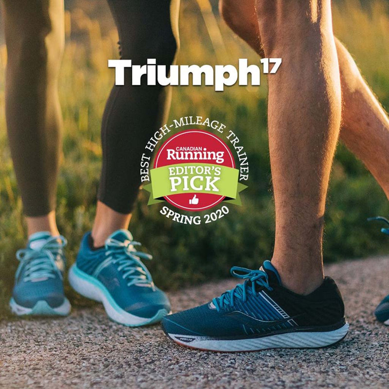 Saucony Triumph 17 Canadian Running Editors Pick