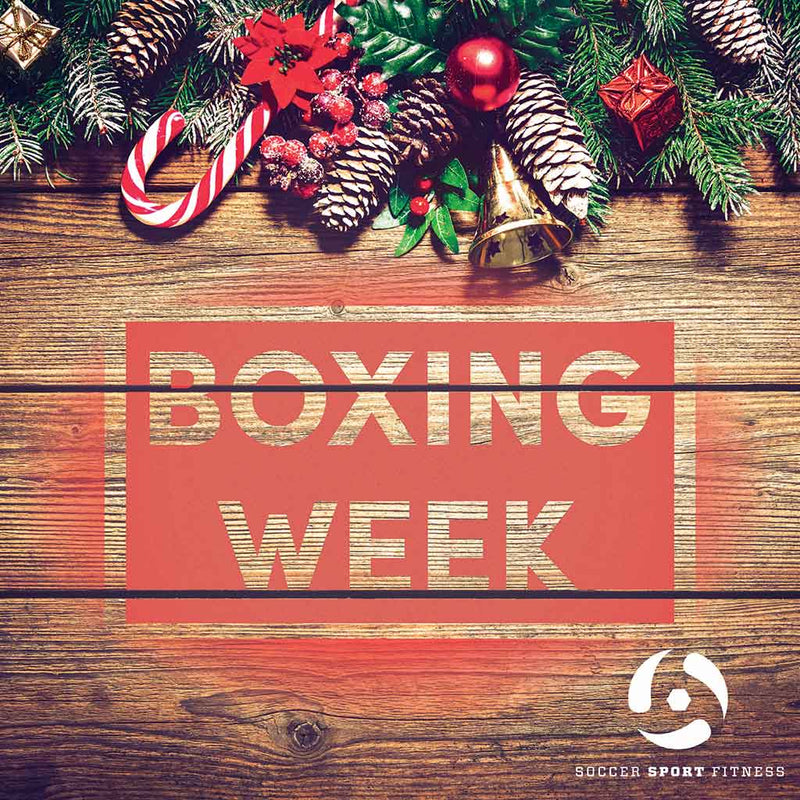 Boxing-week Soccer Sport Fitness