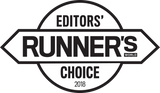 Runner's world editors choice logo