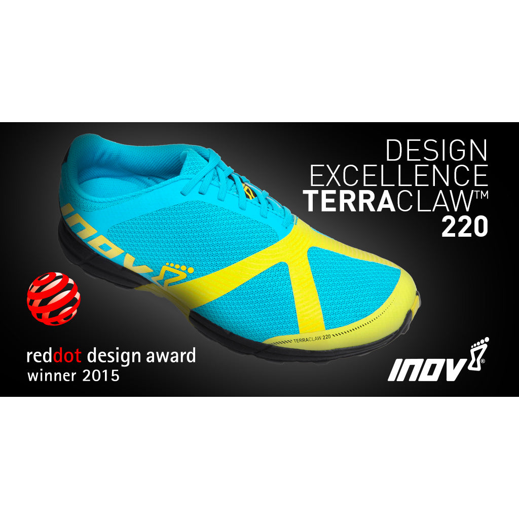 Red Dot Award INOV-8 Terra Claw 220