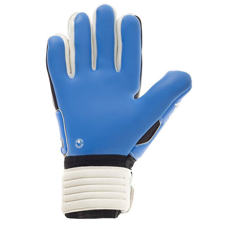 Uhlsport Eliminator Absolugrip HN gants de gardien de but de soccer  paume