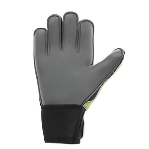 Uhlsport Eliminator Starter Soft Graphit gants de gardien de but de soccer vue paume