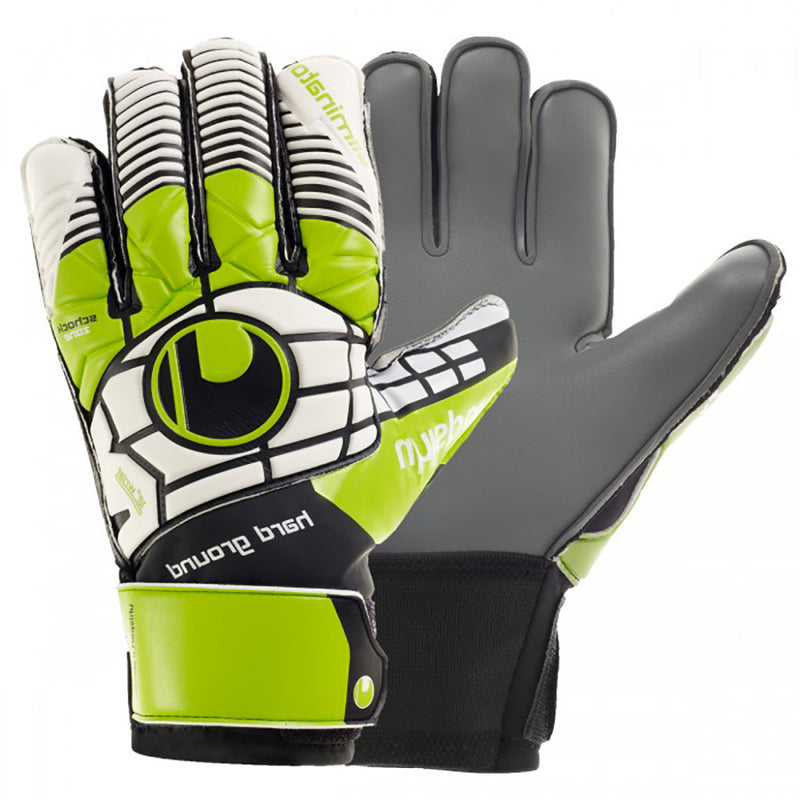 Uhlsport Eliminator Starter Soft Graphit gants de gardien de but de soccer