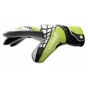Uhlsport Eliminator Starter Soft Graphit gants de gardien de but de soccer vue pouce