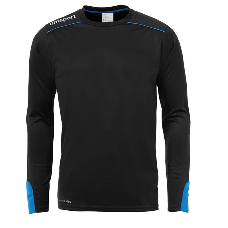 Chandail de gardien de but Uhlsport Tower ML noir bleu