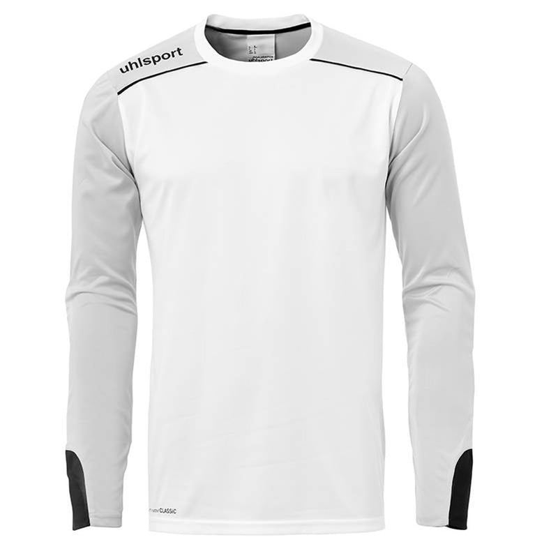 Chandail de gardien de but Uhlsport Tower ML blanc