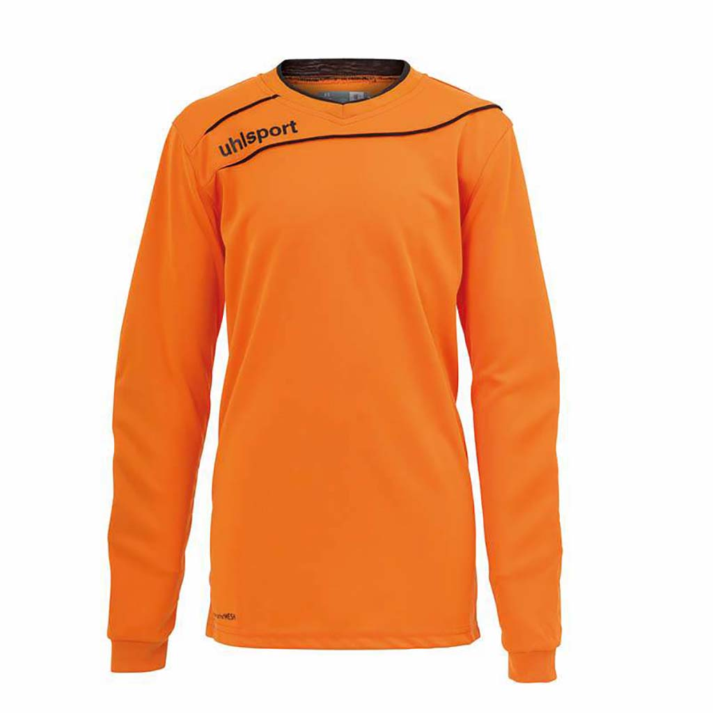 Uhlsport Stream 3.0 chandail de gardien de but de soccer orange
