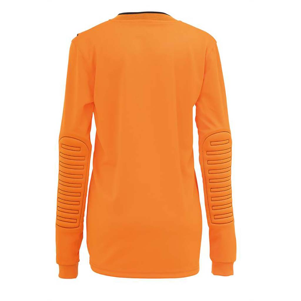 Uhlsport Stream 3.0 chandail de gardien de but de soccer orange vue dos