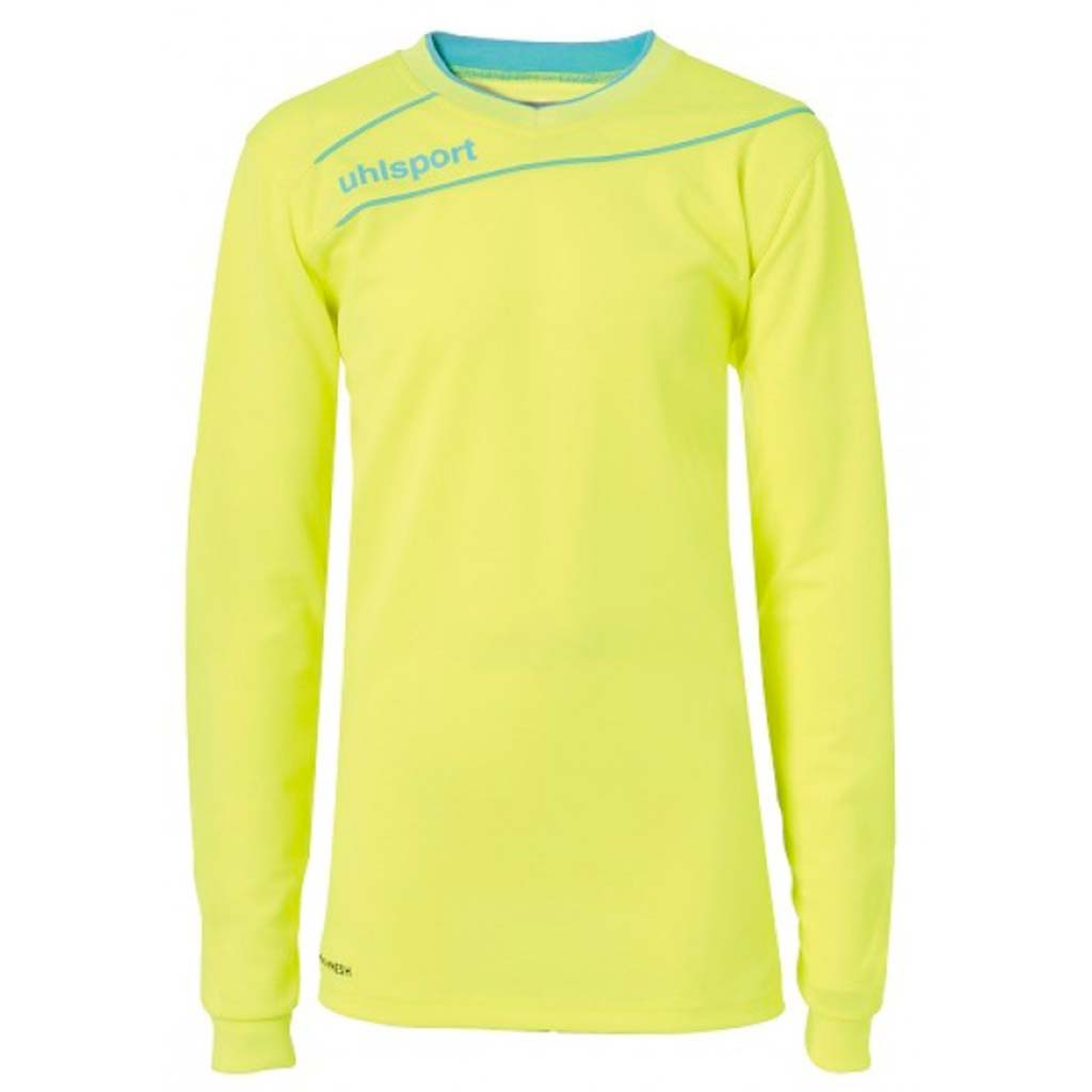 Uhlsport Stream 3.0 chandail de gardien de but de soccer jaune