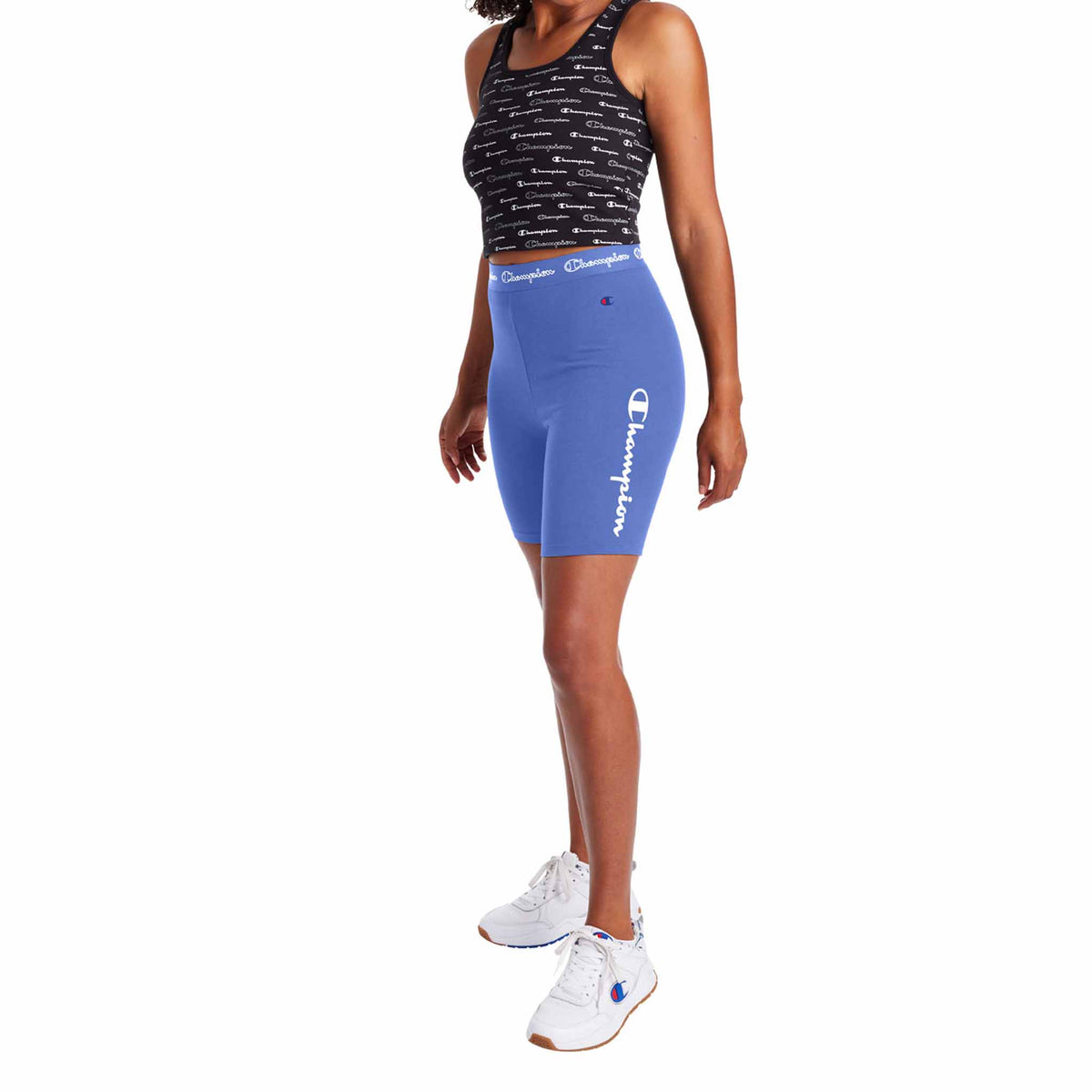 Champion Authentic Bike Short Graphic short de style cuissard pour femme