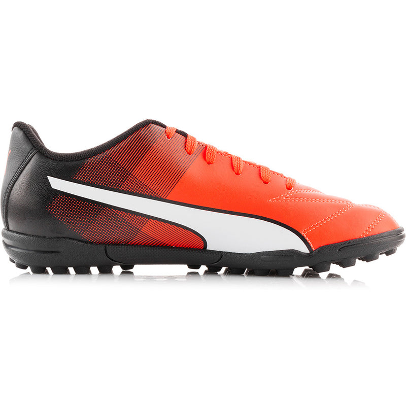 Puma Adreno II TT turf soccer cleats red black lv