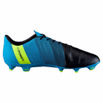 PUMA evoPOWER 3.3 FG soccer cleats blue black lv