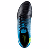 PUMA evoPOWER 3.3 FG soccer cleats blue black uv