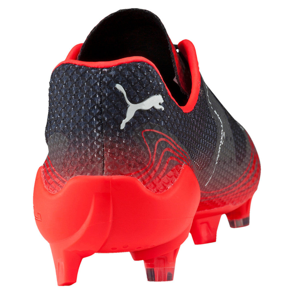 Puma evoSPEED Fresh FG soccer cleats red black rv
