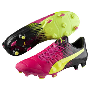 PUMA evoPOWER 1.3 Tricks FG soccer cleats pair