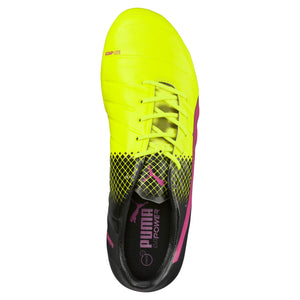 PUMA evoPOWER 1.3 Tricks FG soccer cleats uv2