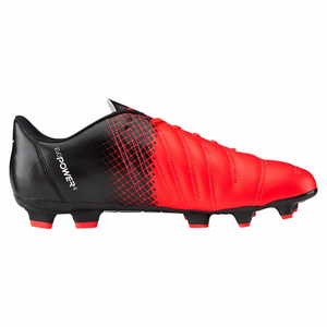 Puma evoPOWER 4.3 Tricks FG soccer cleats black red lv