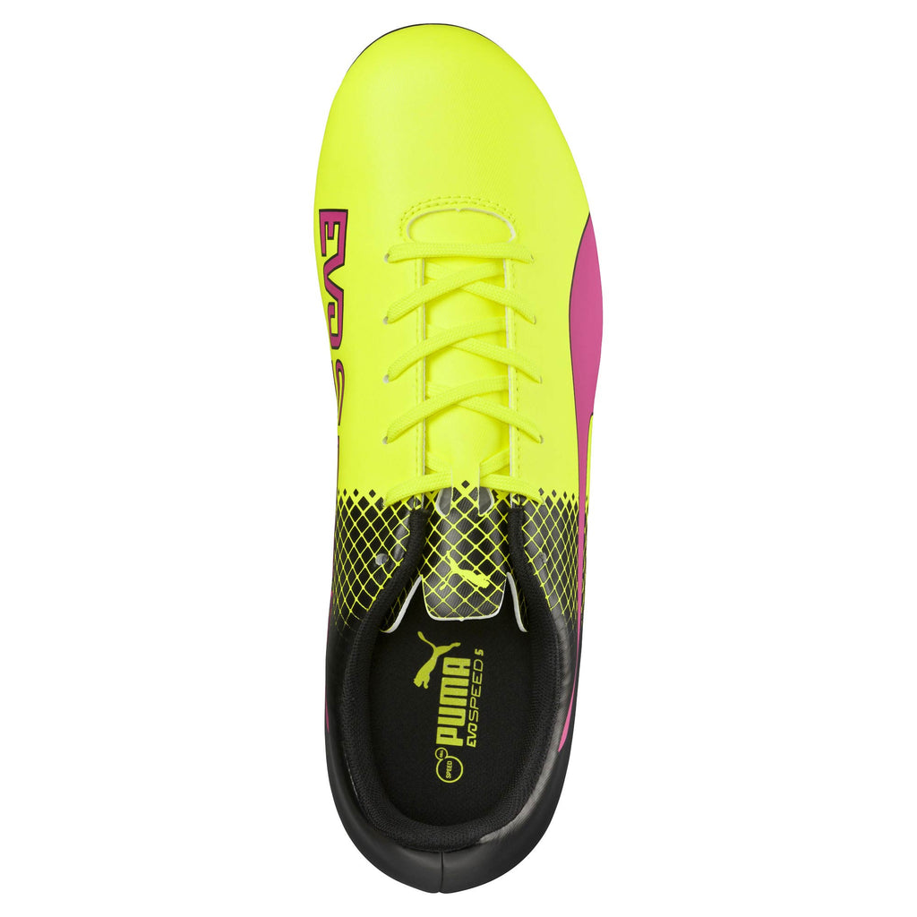 Puma evoSpeed 5.5 Tricks FG chaussure de soccer uv2