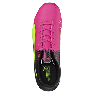 Puma evoSpeed 5.5 Tricks FG chaussure de soccer uv