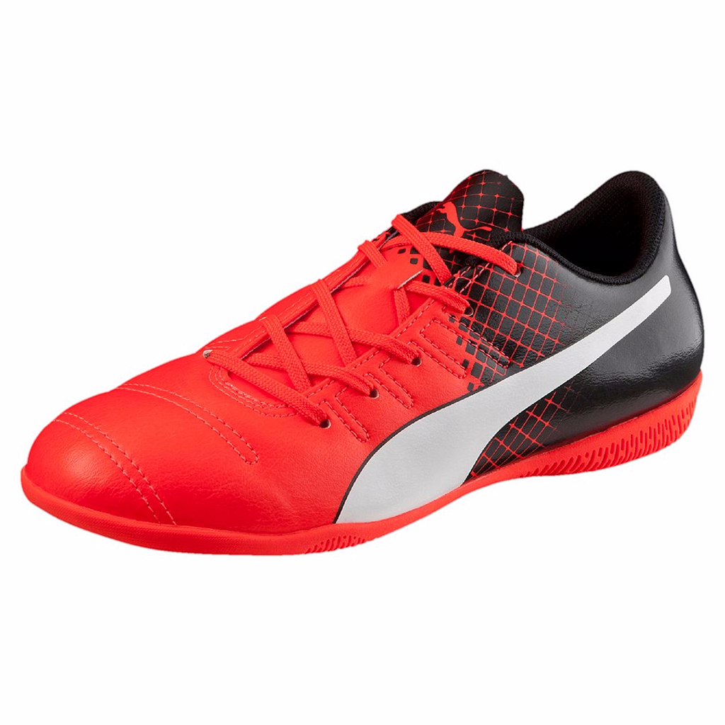 Chaussure de soccer intérieur PUMA evoPOWER 4.3 Tricks IT JR indoor soccer shoes Soccer Sport Fitness