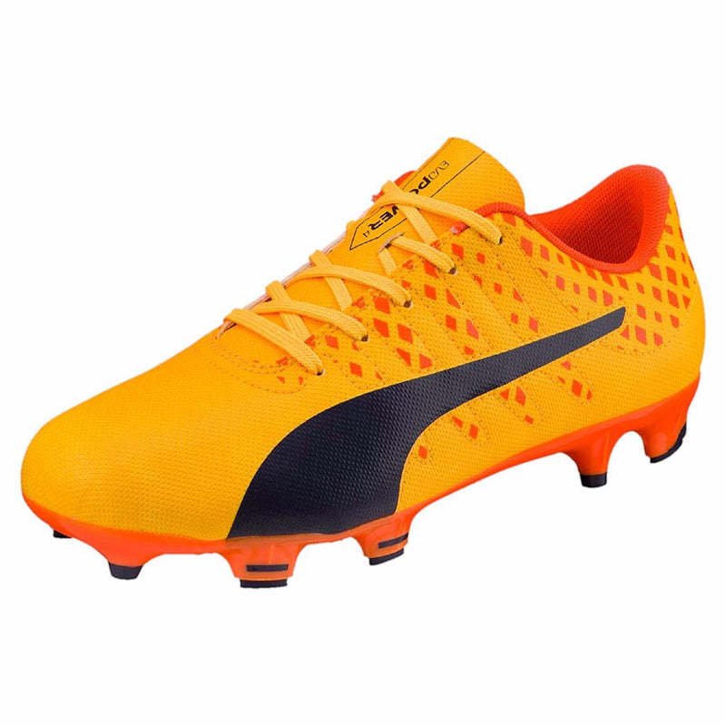 Puma evoPOWER Vigor 4 FG junior chaussure de soccer enfant paire