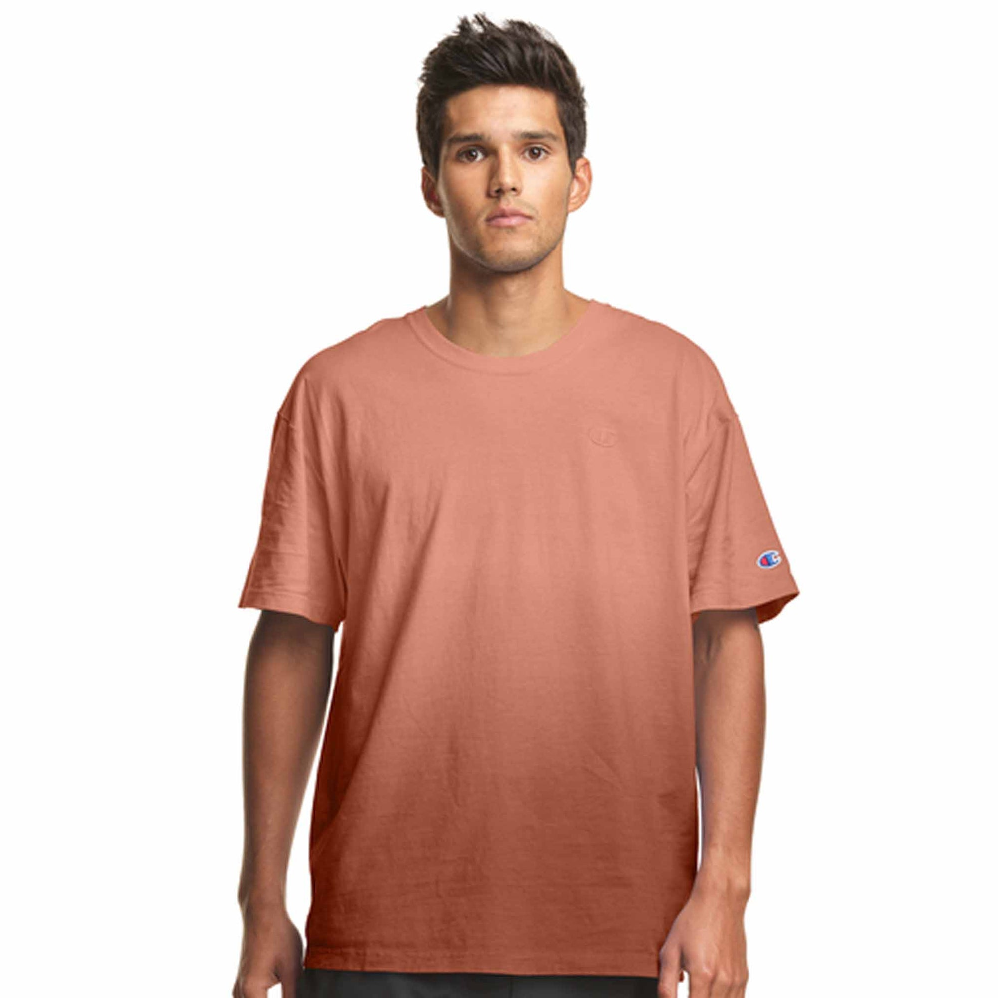 Champion Classic Ombre Tee T-shirt pour homme Ombre Ginger Red