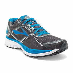 Brooks Ghost 8 chaussure de course a pied homme anthracite lv1