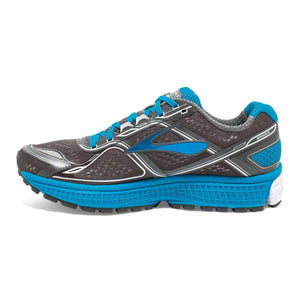 Brooks Ghost 8 chaussure de course a pied homme anthracite lv3