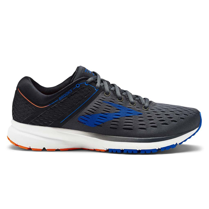 Brooks Ravenna 9 men's running shoes ebony blue orange