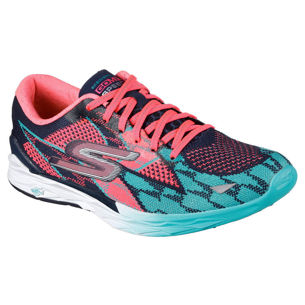 Femme Chaussure Meb Skechers Course Speed À 4 Pied Go De nm0Nw8