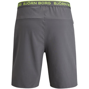 Bjorn Borg Pace Performance men's shorts grey rv