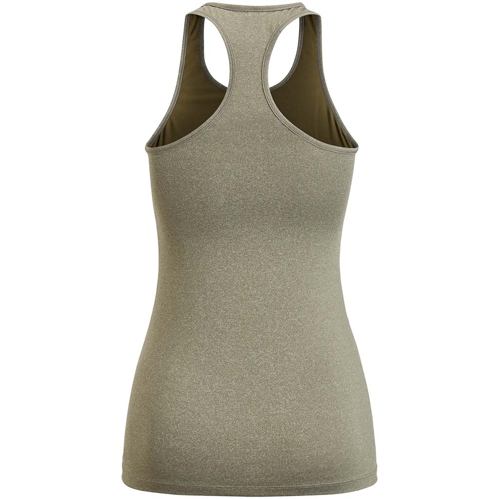Bjorn Borg Cody Racerback Tank camisole sport femme olive night vue dos  Soccer Sport Fitness
