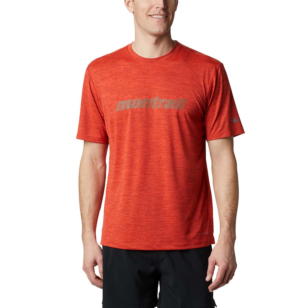 Columbia Trinity Trail Graphic t-shirt manches courtes pour homme