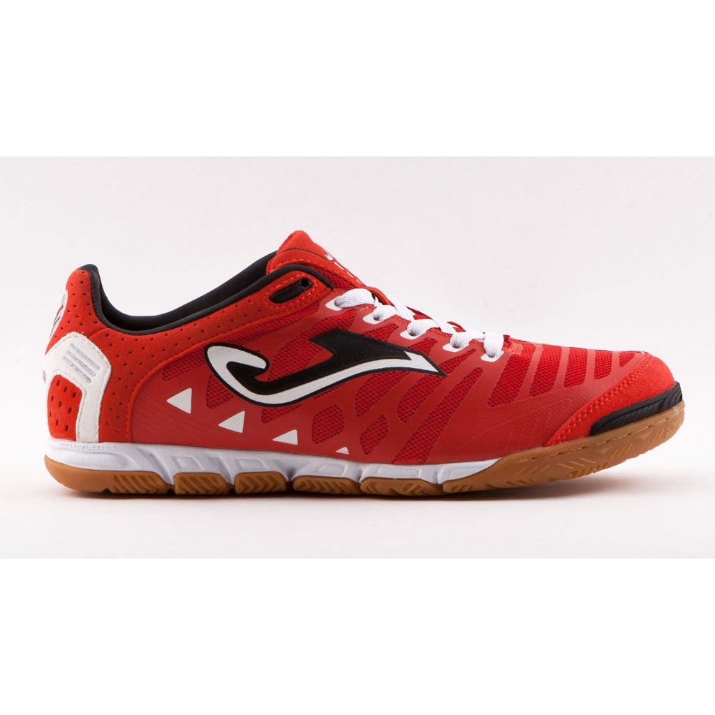 Joma Super Regate Futsal indoor soccer shoes rouge