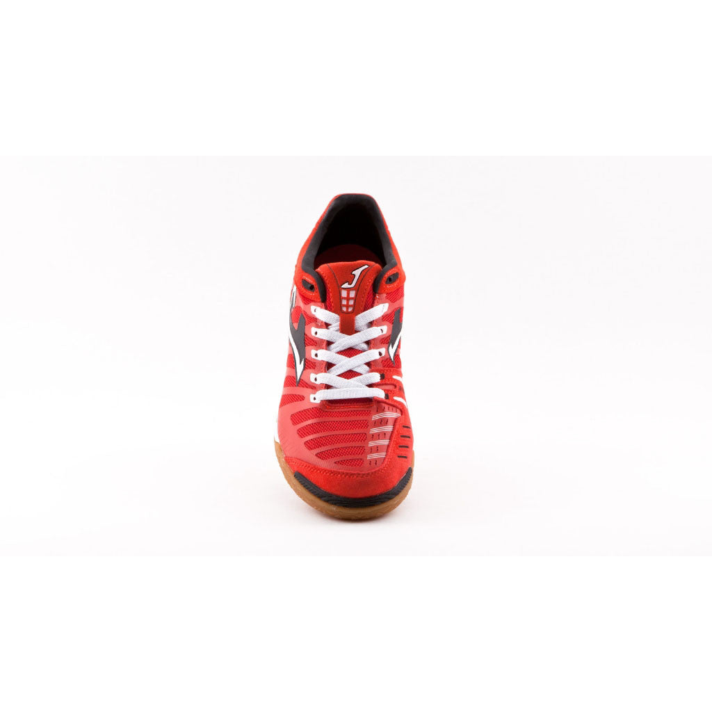 Joma Super Regate Futsal indoor soccer shoes red