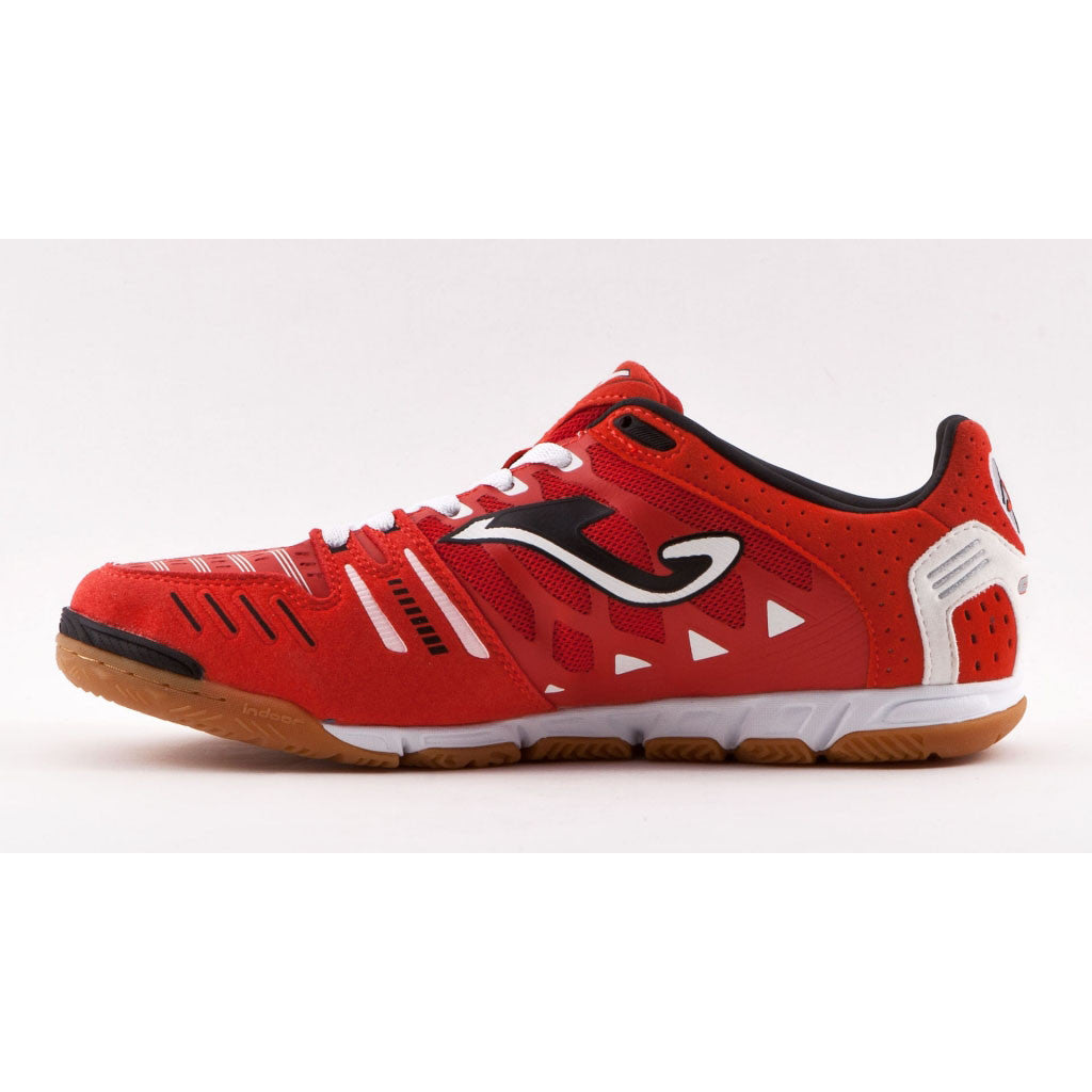 Joma Super Regate Futsal indoor soccer shoes red lv